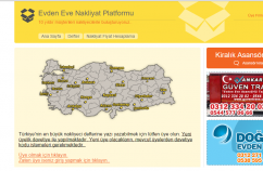 Gaziantep Evden Eve Taşımacılık Platformu
